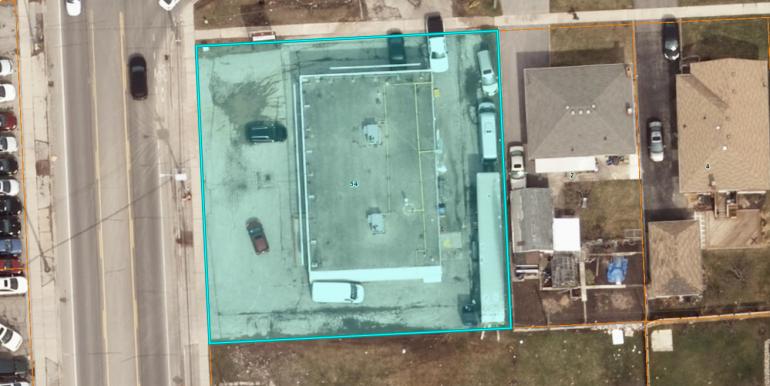 54 Hartzel Road - Assessment Parcel Size