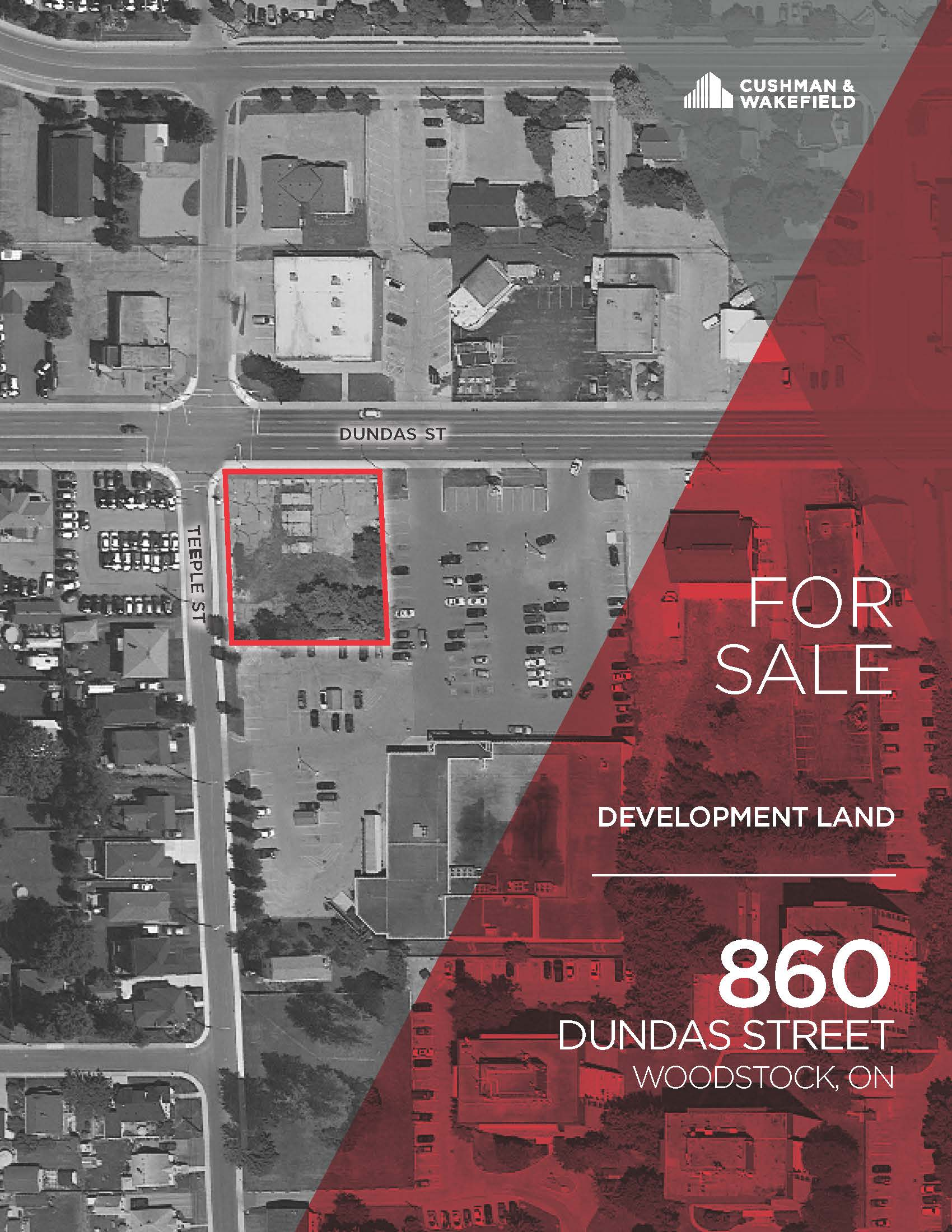 860 Dundas Street, Woodstock | Development Land for Sale