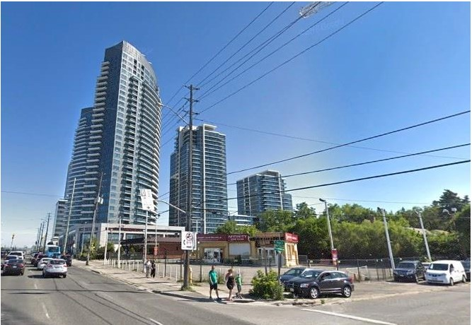 7115 Yonge Street, Markham   Investment Vacant Land Available