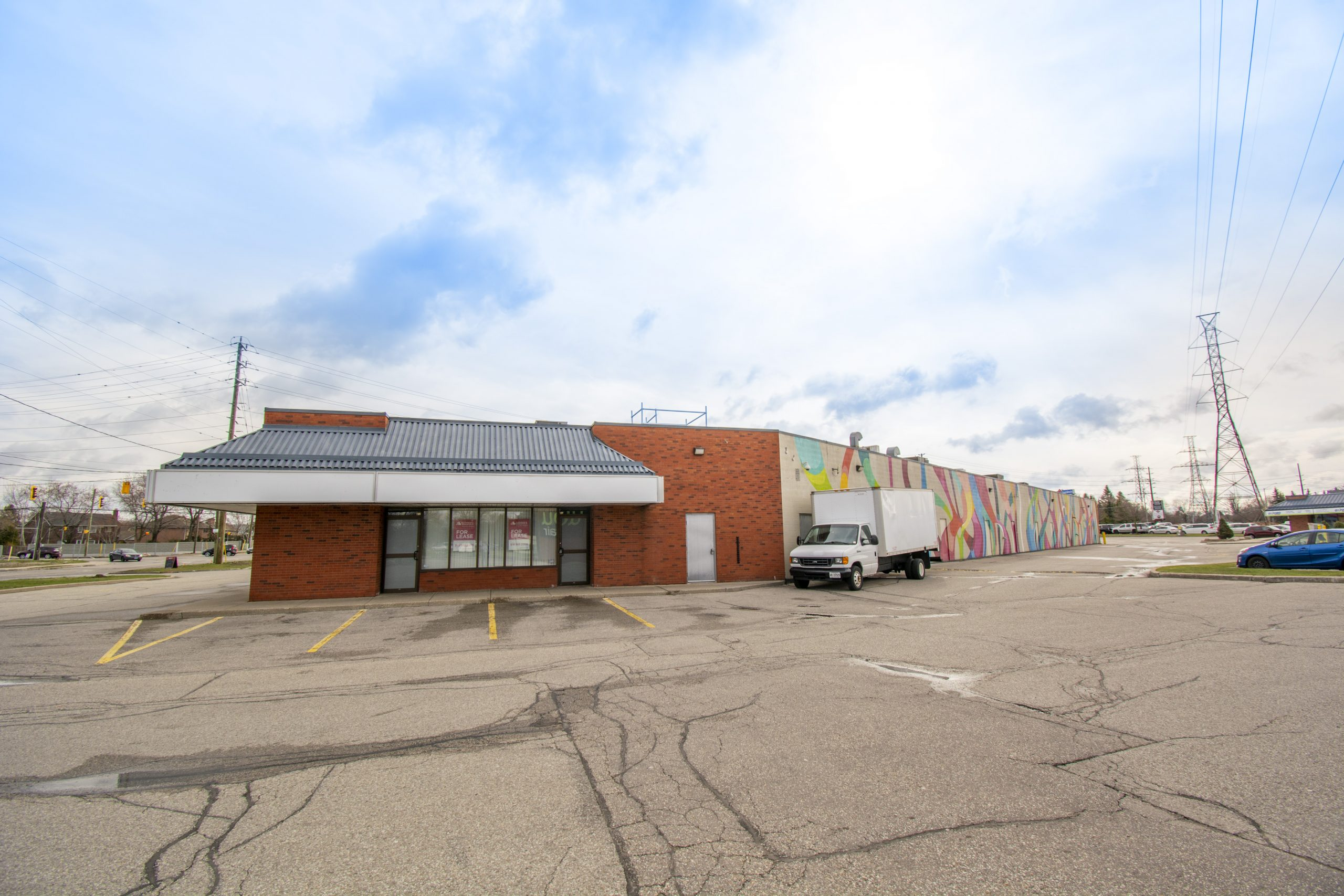 800 Franklin Boulevard, Cambridge   Retail/Office Space for Lease