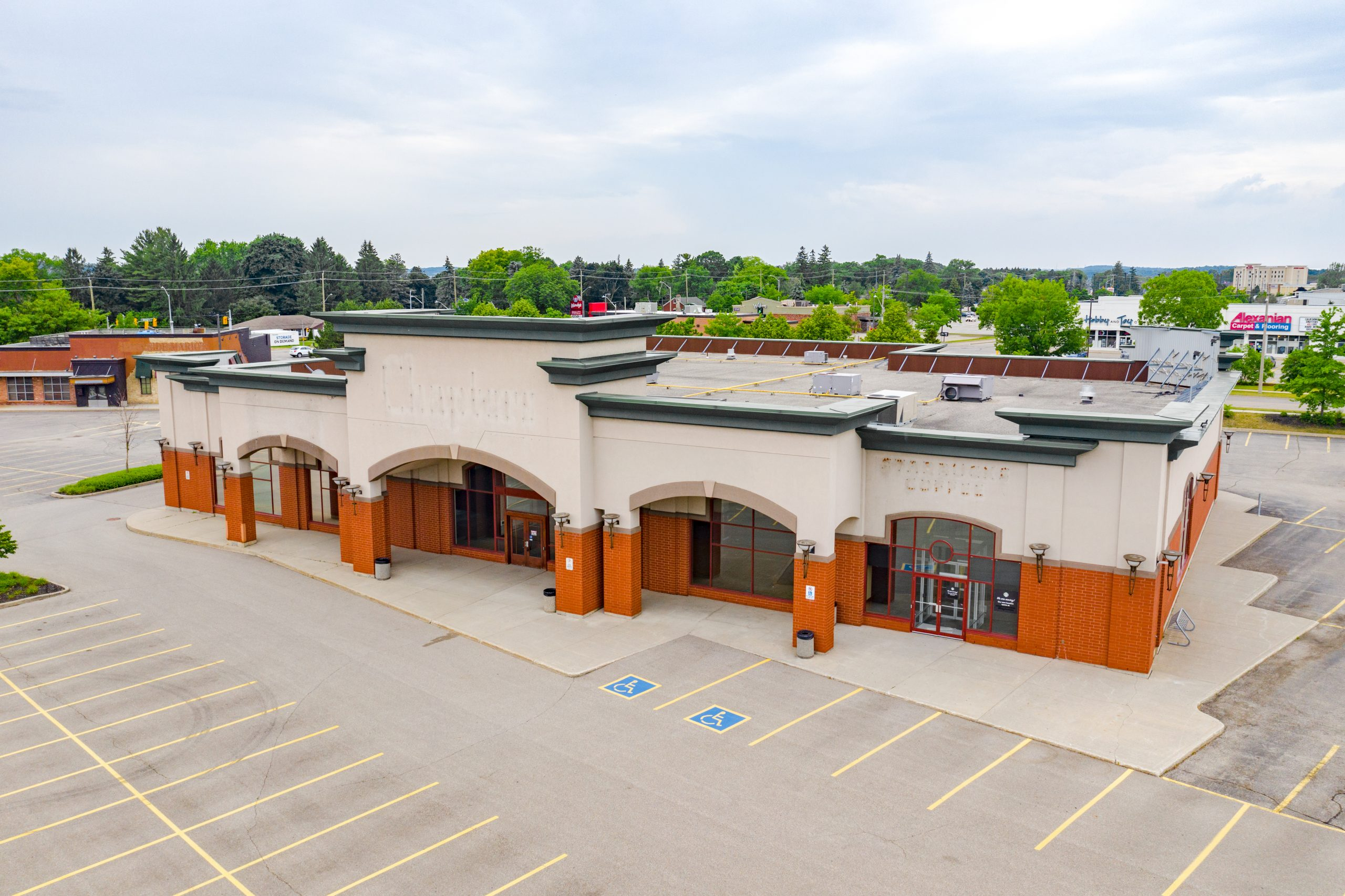 135 Gateway Park Drive, Kitchener | Free Standing Building Available For Lease