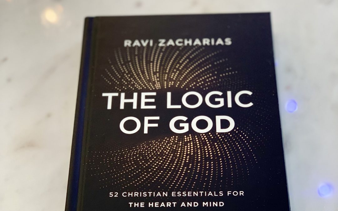 Book Review: The Logic of God