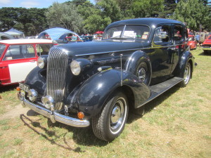 1936 Buick Series 60 Century: First Muscle Car