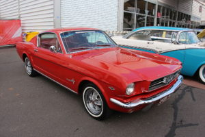 How Does The 1965 Ford Mustang Fastback Compete?