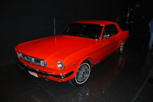 Differences Between The 1964 And A Half Mustang And The 1965 Mustang