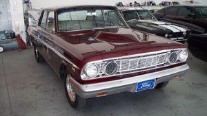 The 1964 Ford Thunderbolt