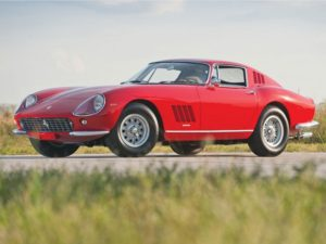 What Did the Ferrari 275 Sports Car Cost ?