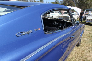 Top Five Muscle Cars