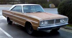 1966 Dodge Coronet Muscle Car Barn Find