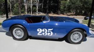 500 Mondial Sports Car