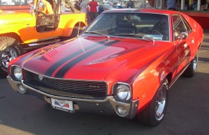 AMC-AMX (Orange Julep) image by Bull-Doser (Own work) [Public domain], via Wikimedia Commons