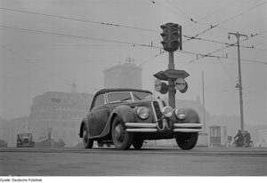 1951 BMW 501