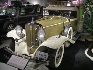 1932 Studebaker President Hood Emblem