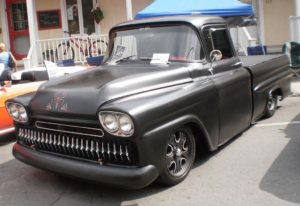 '58 Chevrolet Apache Fleetside