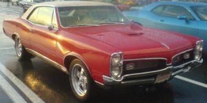 '67 Pontiac GTO Coupe