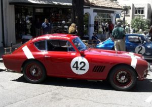 AC Cars: AC Aceca Panamericana