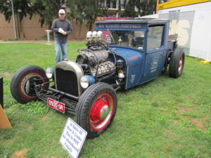 Selecting and Adjusting Aftermarket Anti-Roll Bars: Ford Model T Rat Rod