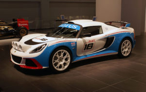 Lotus Exige R GT