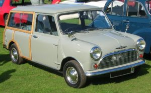 Morris Minor Mini Car