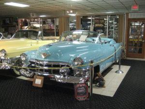 Cadillac Convertible Eldorado