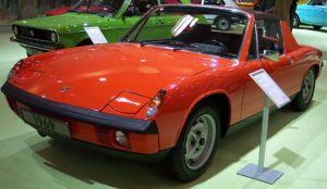 You've Got To Love The Porsche 914