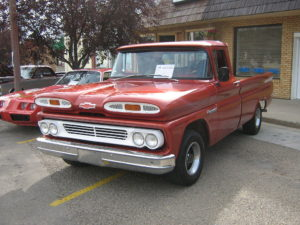 Chevrolet Apache Truck