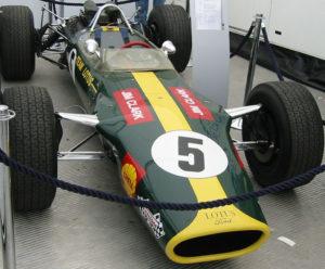 1967 Lotus 49 Ford Formula