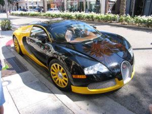 Bugatti Veyron 16.4 Supercar