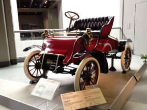 Cadillac Car: Cadillac Model A 1902