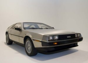 The Legacy Of John Delorean: DeLorean DMC-12
