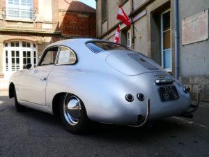 Porsche 356 Timeline
