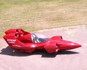 Moller Skycar M200M