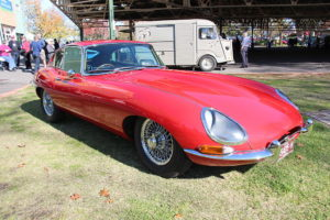 1964 Jaguar E type Series I Coupe