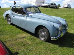 Information About the Jaguar XK 140
