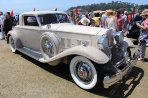 1932 Packard 904 Deluxe 8 Coupe