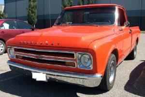 1967 Chevy CK