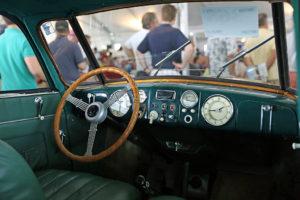 1947 Tatra T87 Dashboard