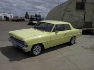 1967 Chevy Nova Muscle Car