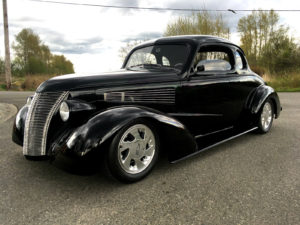 1938 Chevy Business Coupe Street Rod for Sale