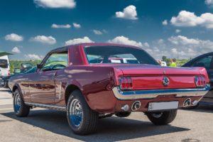 1965 Mustang Hardtop Coupe
