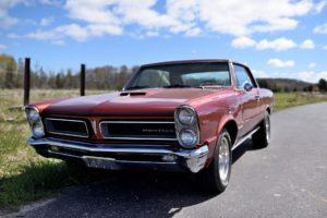 Classic Car Valuation Tips: 1965 Pontiac GTO