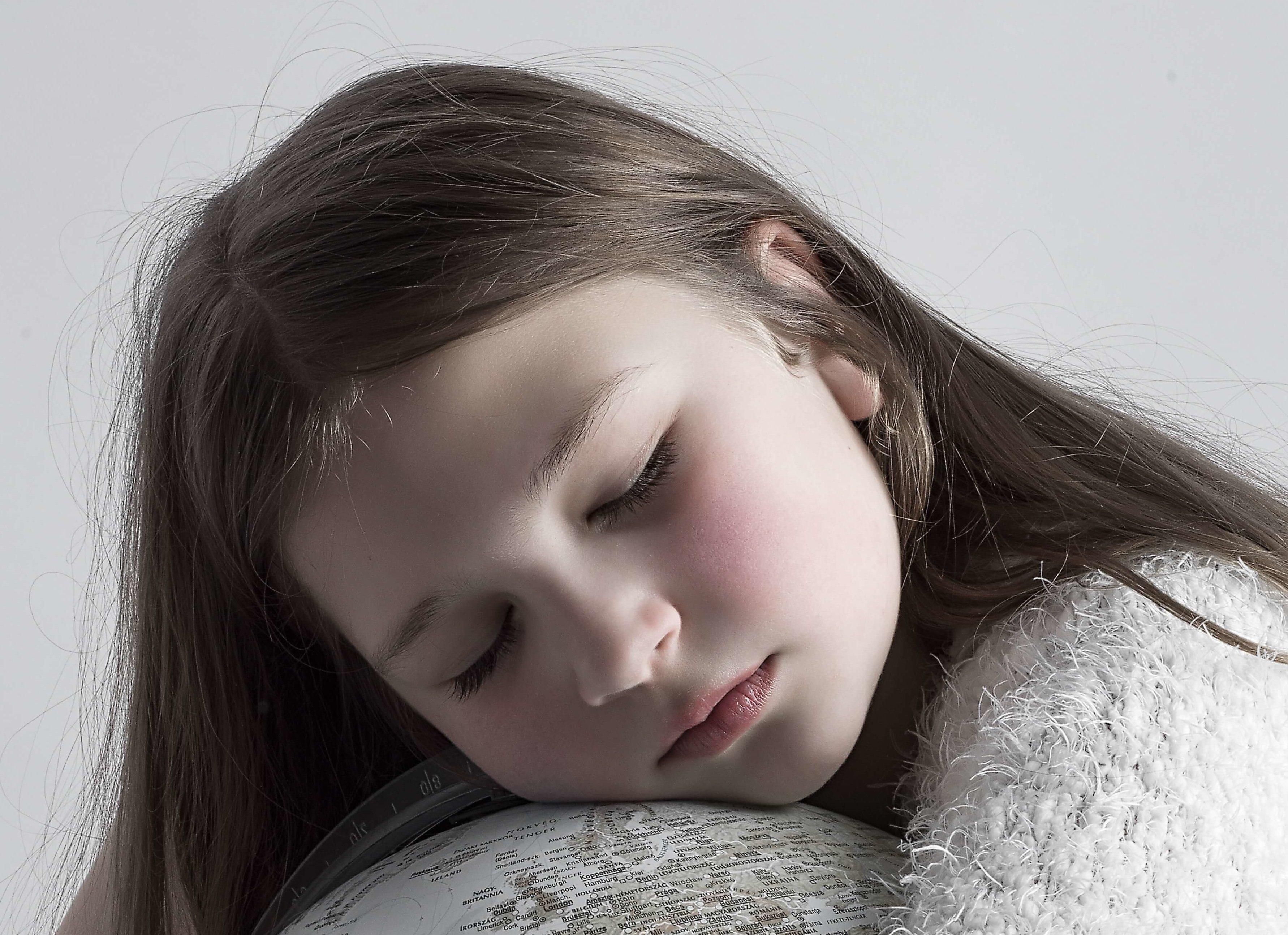 Children, anxiety, sleep