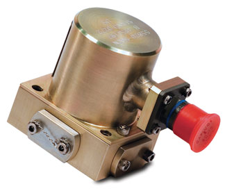 3-Way Pressure Controlled Servo Valve