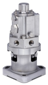 Water Cooled Combining Valve by JASC