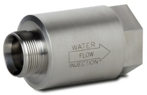 Water Injection Check Valve by JASC