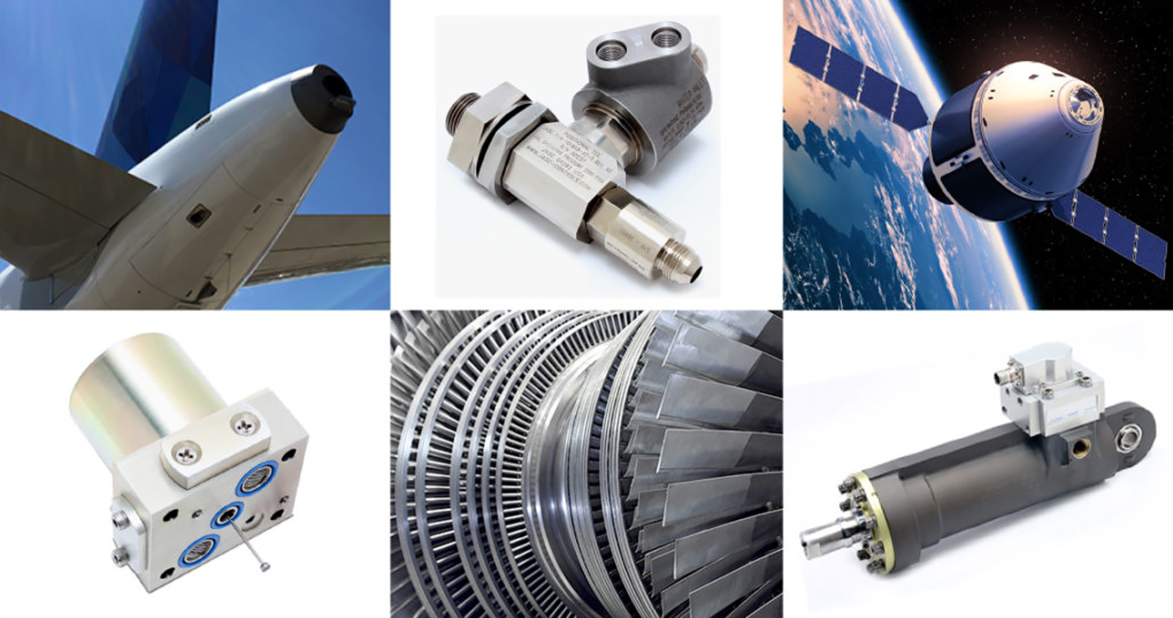 JASC custom designs and engineers actuators, servo valves, and fluid metering devices for the aerospace, space, and power generation industries.