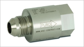 Purge Air Check Valve for Gas Tubine Engines by JASC