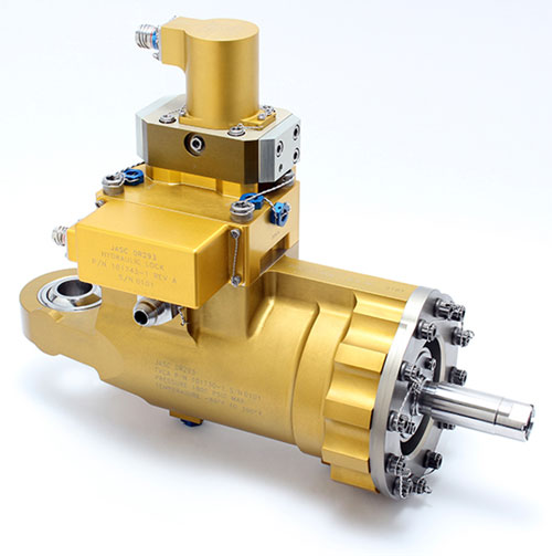 Hydraulic Servo Actuator for the Space Industry | JASC