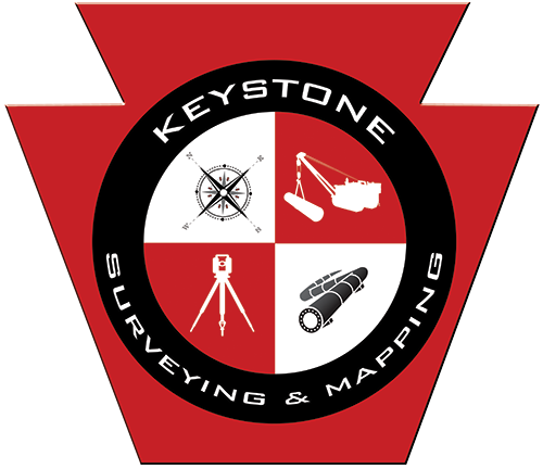 Keystone Surveying & Mapping Logo