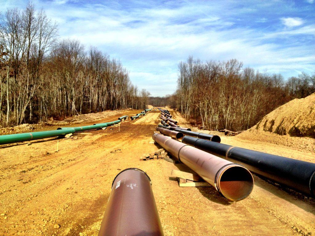 Big Pine Gathering System